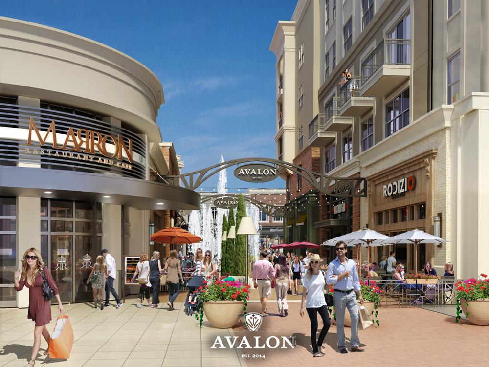 Avalon Alpharetta Ga >> Haven At Avalon Dwell Design Studio Architecture Firm In Atlanta Ga