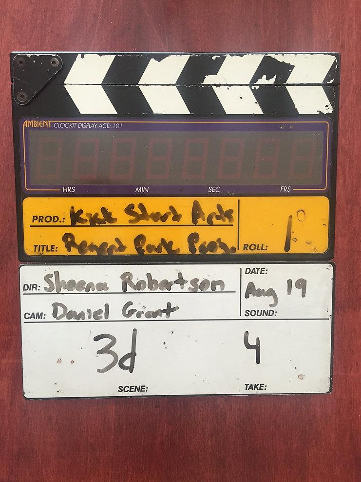 Slate w my name as Director.JPG
