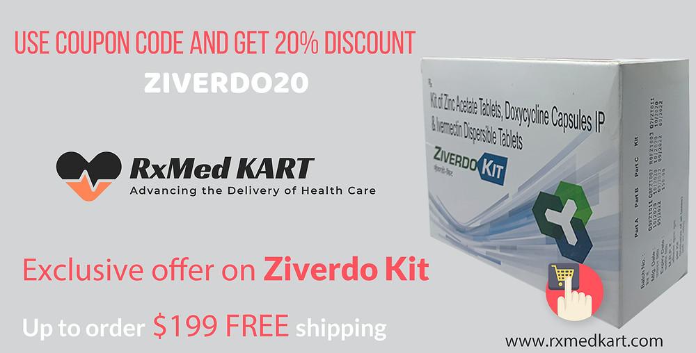 Ziverdo Discount