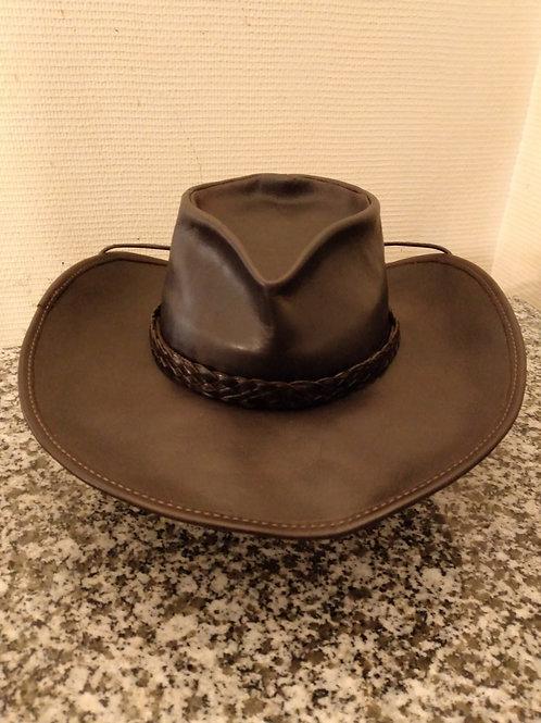 Chapeau marron