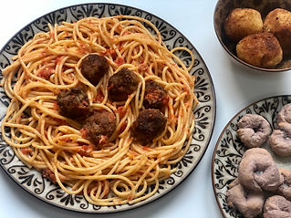 The Sunday Dinner Experience Month 1: Lazio.jpg
