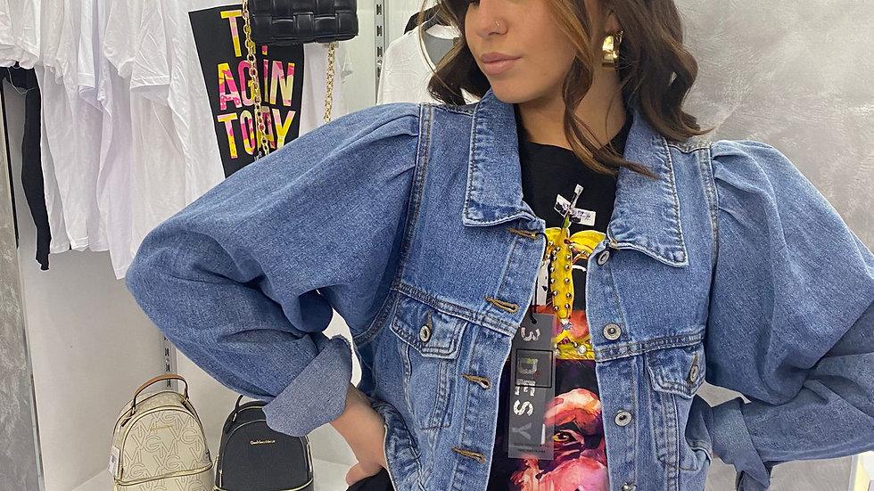Giubbotto Jeans donna