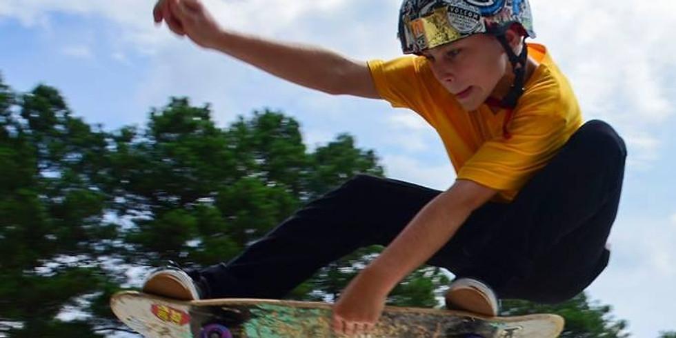 June Beginner Skate Clinic