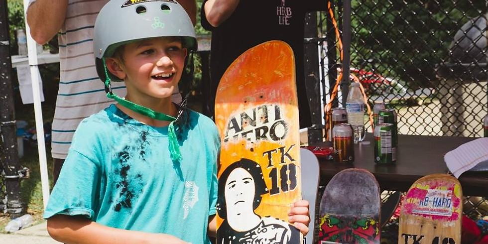 August Beginner Skate Clinic