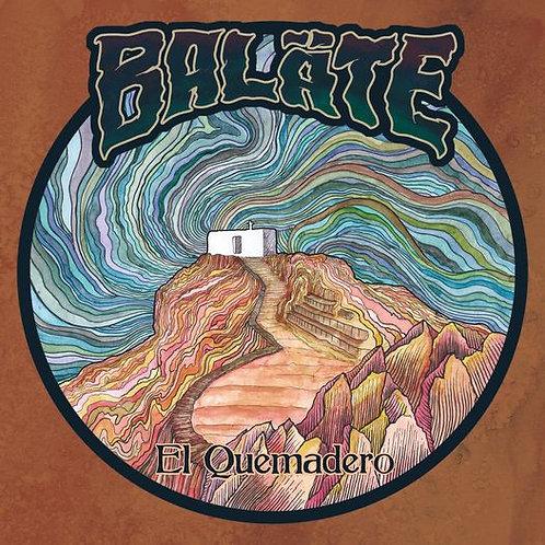 Baläte, CD, El Quemadero