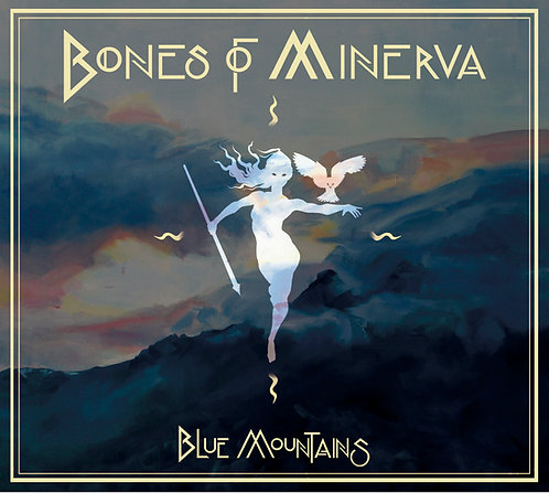 Bones of Minerva, CD, Blue Mountains, Ed. Especial