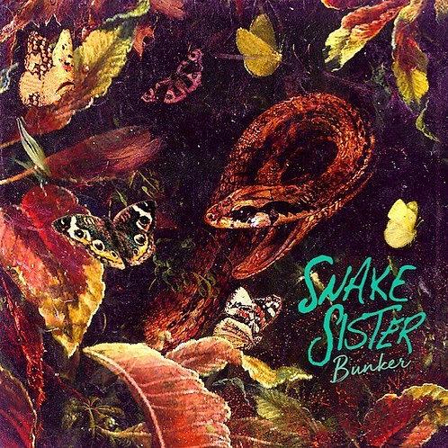 Snake Sister, CD, Bunker