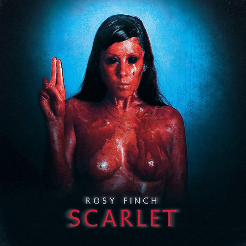 Rosy Finch, CD, Scarlet