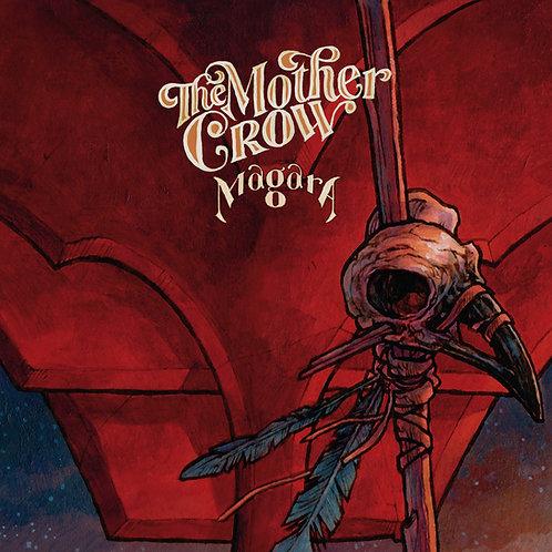 The Mothercrow. CD, Magara