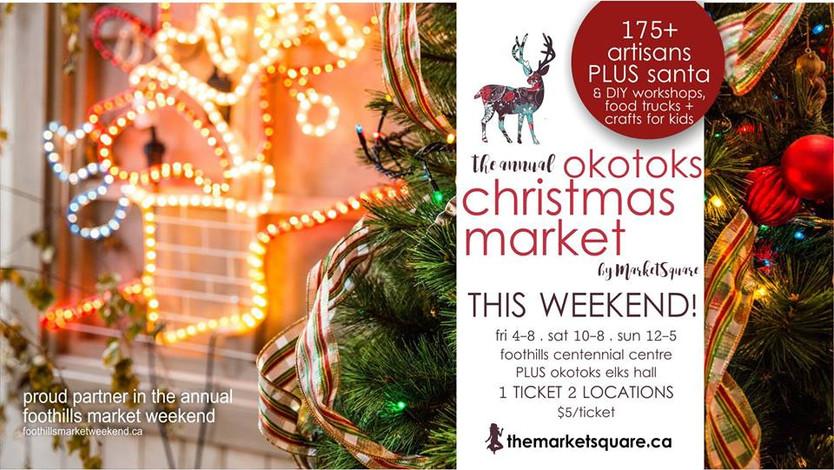 Okotoks Christmas Market