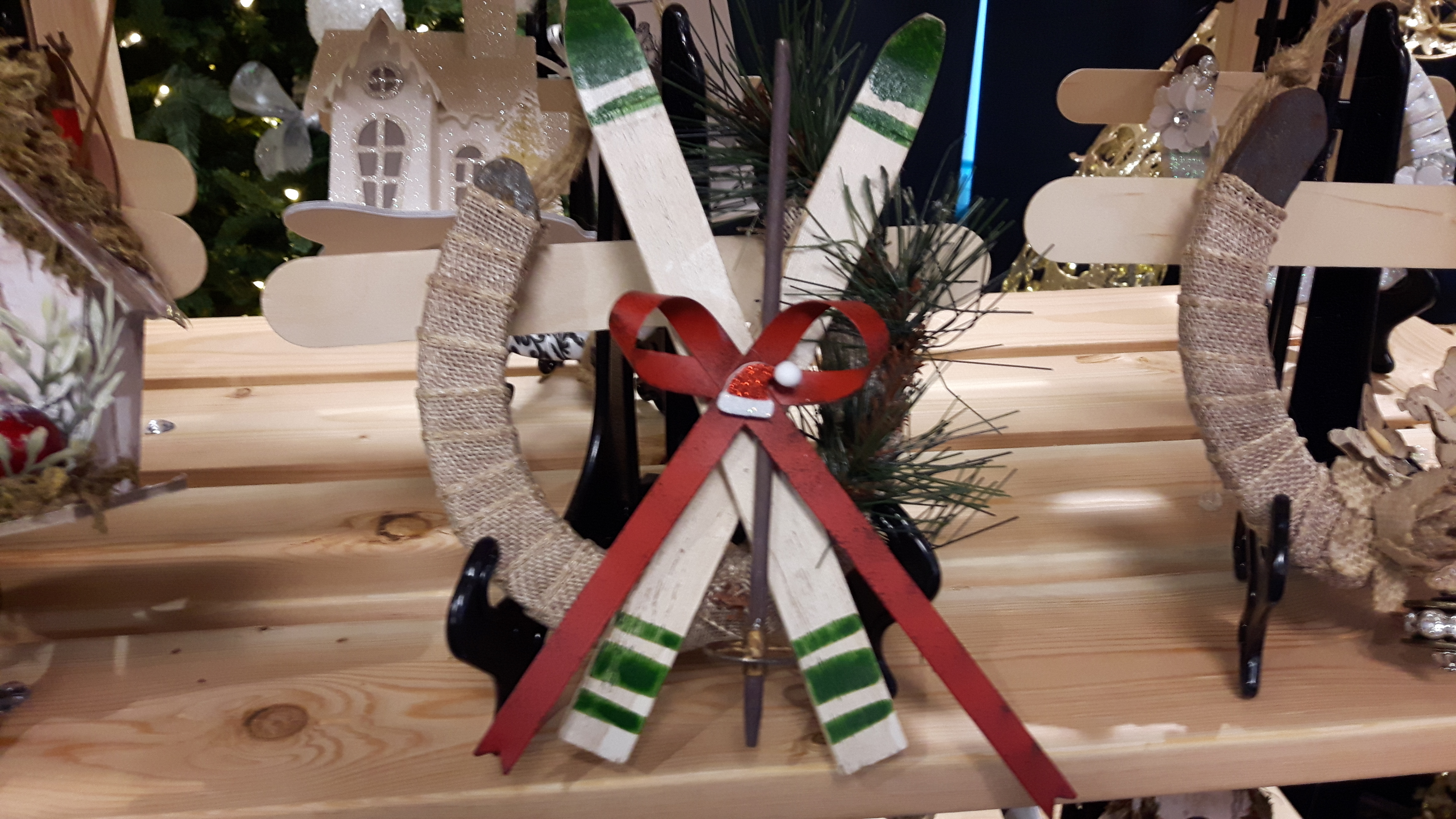 Horse Shoe Skis