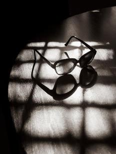 Sunglasses, Still life, sepia, South Beach, Coral Avenue, Vero Beach, Florida