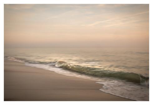 Sunrise on the beach, Vero Beach, Florida