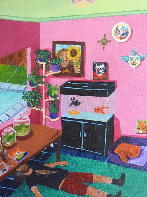 Dream room, Bennett Gordon