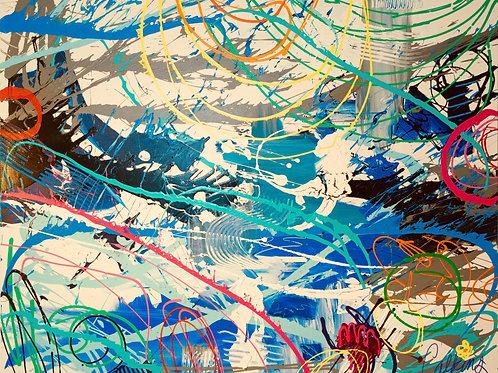 The Waves, Dave Calkins