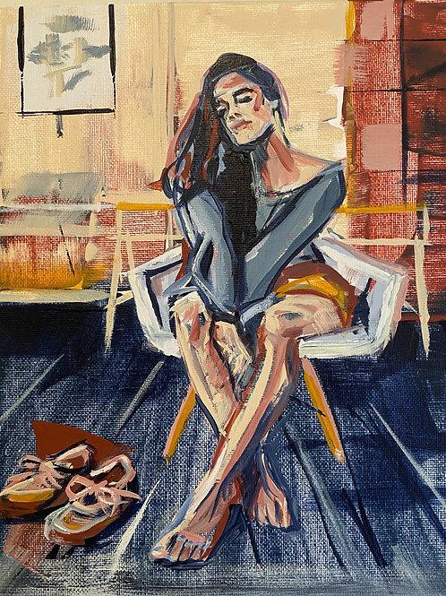 'Jumper' Daze, Nicole McPherson