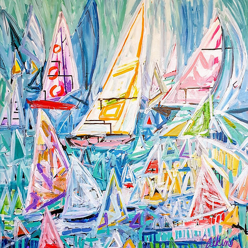 Regatta 2, Dave Calkins