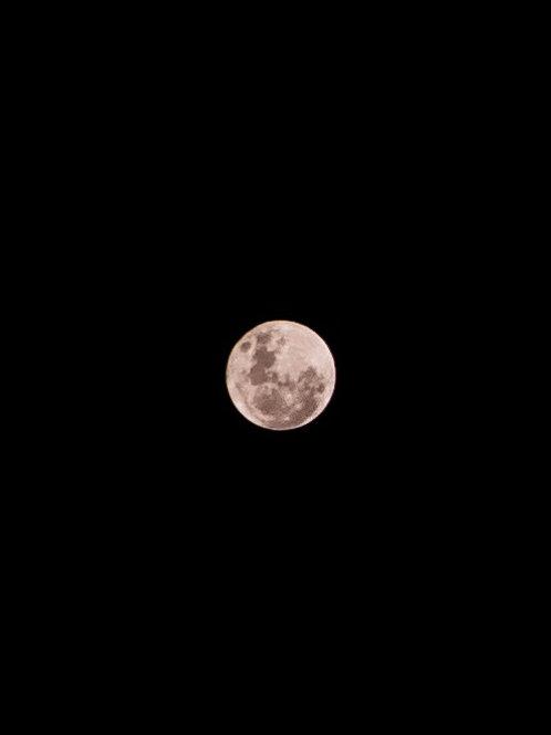 The moon, Byeongho Choi
