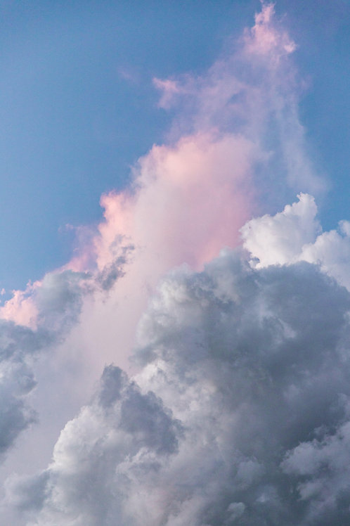 Pink and White Cloud, Sydney, Byeongho Choi