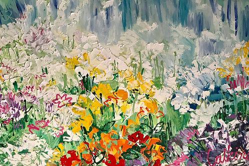 Spring Flowers #2, Dave Calkins [SOLD]