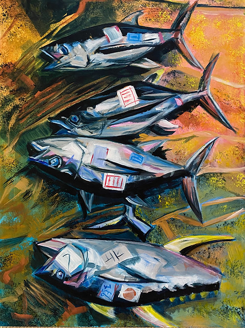 Four Fish, Nicole McPherson