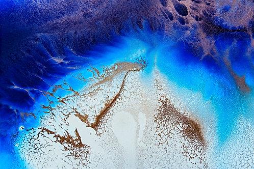 Sapphire Seas, Petra Meikle de Vlas