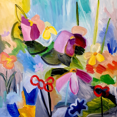 Flowers, Dave Calkins