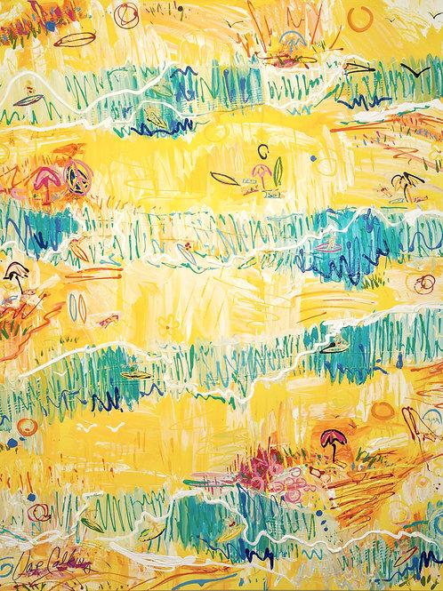 Surf Sun Fun #1, Dave Calkins