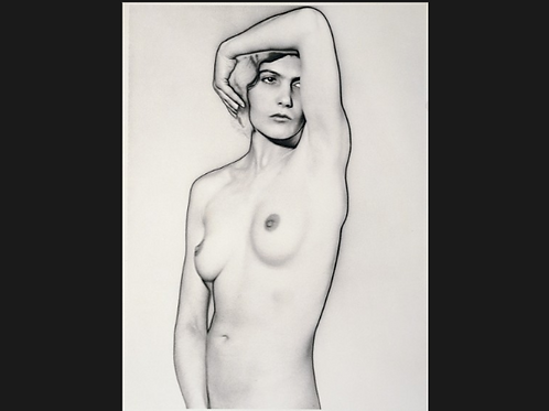 Nude - Man Ray