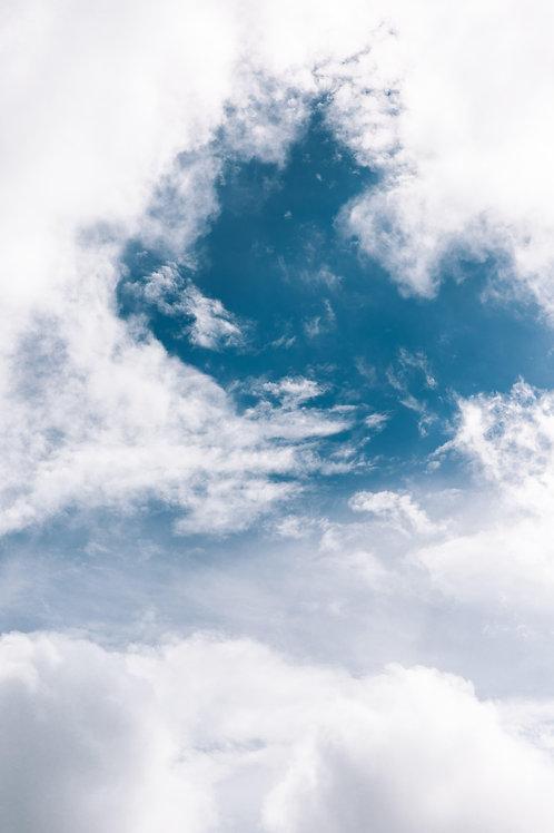 시드니 센테니얼 파크에서 바라본 하늘, 최병호