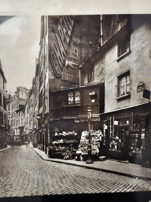 Old Paris Series (1900s) - Eugène Atget [Price on request]