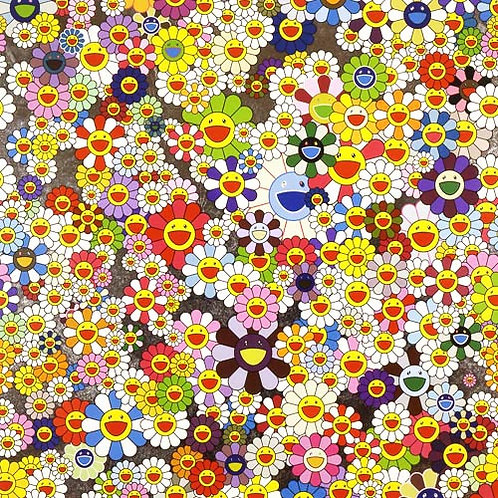 Takashi Murakami [Price on request]