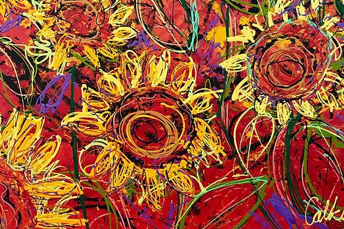 Red Sun, Dave Calkins