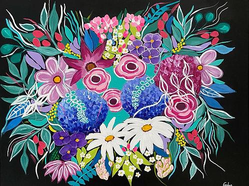 Floral Frenzy, Gabrielle Tito