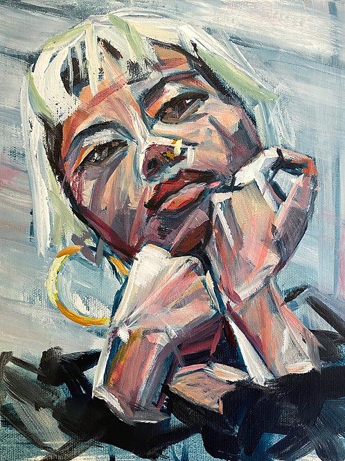 'Ring' daze, Nicole McPherson