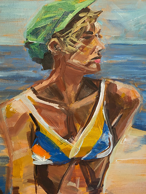 'Beach' Daze, Nicole McPherson