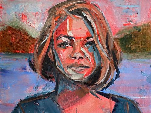 'Outback' Daze, Nicole McPherson [SOLD]