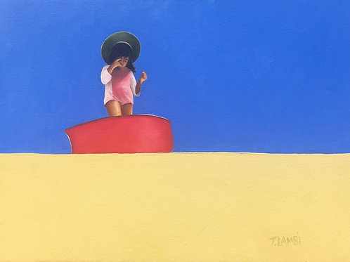 A Summer Idyll, Trisha Lambi