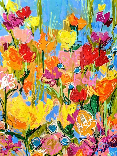 Flower Jazz, Dave Calkins