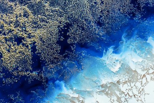 Deep water Channel, Petra Meikle de Vlas