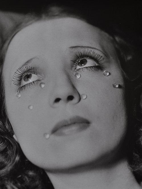 Man Ray, Les larmes de' verre