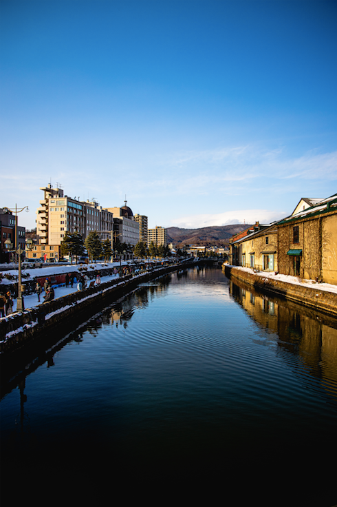 Otaru Canal, Jeongcheol Lee