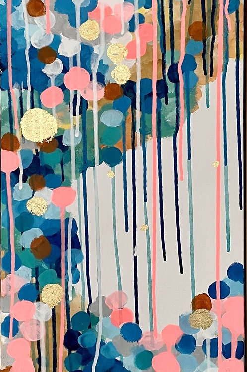 Blooming Blue, Michelle Sparks