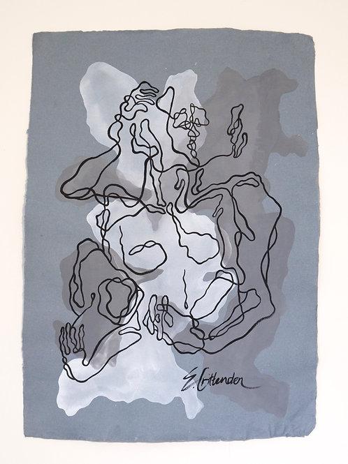Our Flesh in Shades of Grey, Erin Crittenden