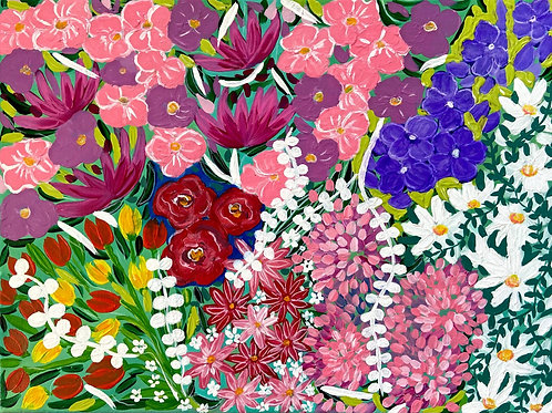Where my flowers bloom, GabrielleTito