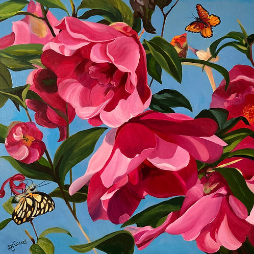 Flight of the Butterfly, Joy Connell