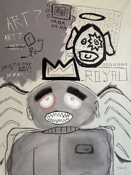 I'artiste, Danny Lee