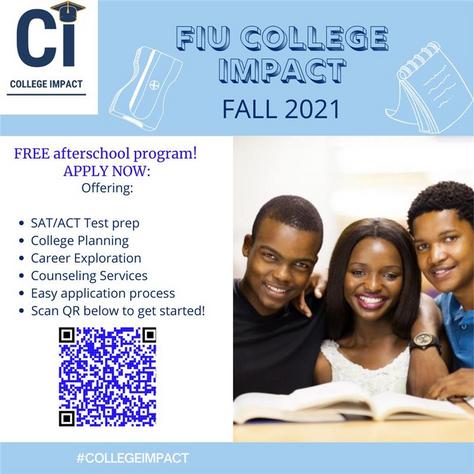 FIU College Impact Tutoring