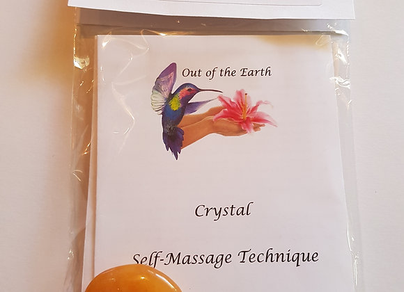 Crystal Massage & Meditation Kit - Panic Attacks
