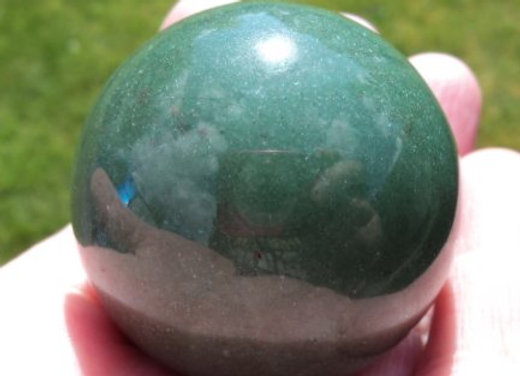 aventurine sphere